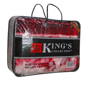 160 x 230 Kings collection Blanket.