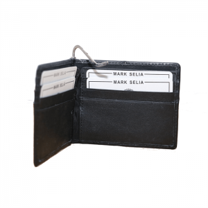 Mark selia money clip wallet