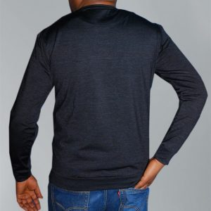 Men's Casual Round-neck Long-Sleeved T-shirts