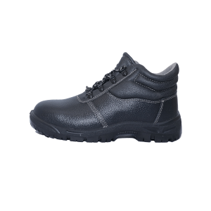 Men's Shoes; Safe-tech Ankle-Boot Safety Work Shoe #383 (Size 38-46)