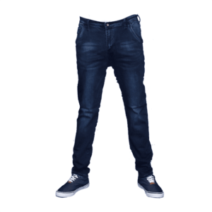 Mens Stretch Slim Fit Faded Jeans