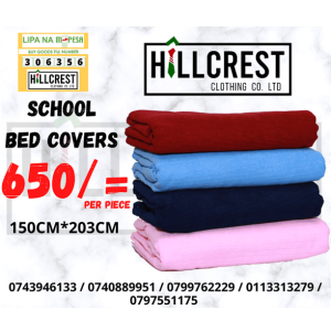 School Bedcover, Medium Bed spread